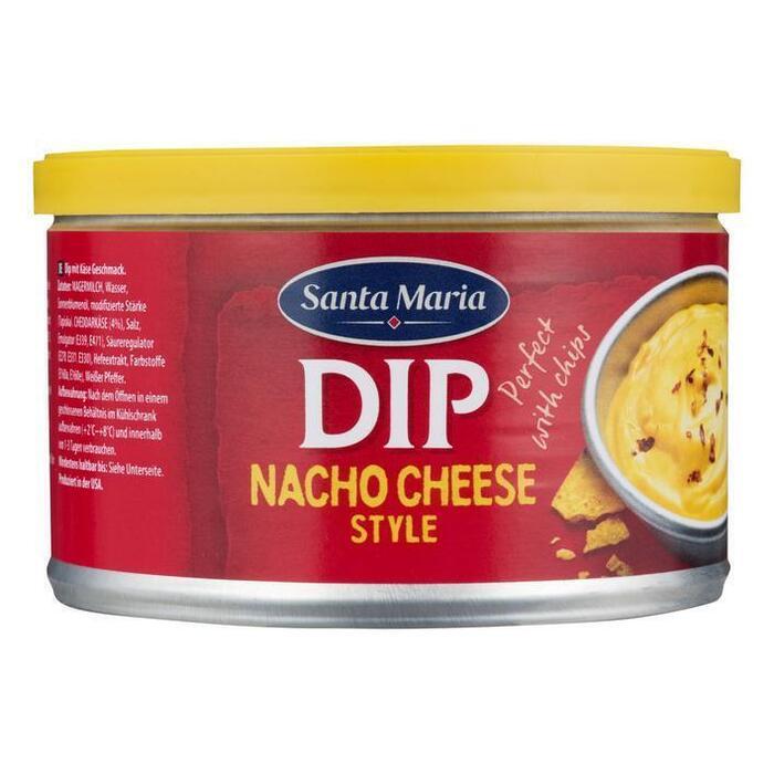 Dip Cheddar Cheese Style (blik, 250g)