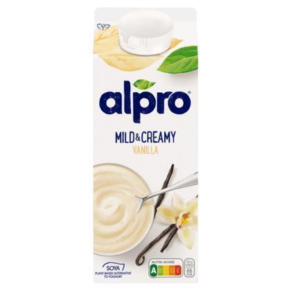 Mild en creamy vanille (750g)