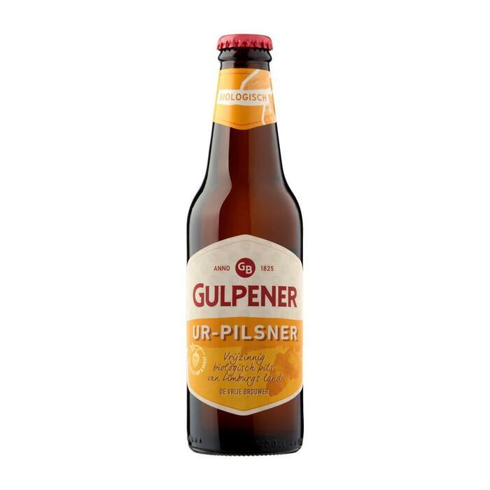 Gulpener Biologisch Ur-Pilsener (rol, 30 × 30cl)