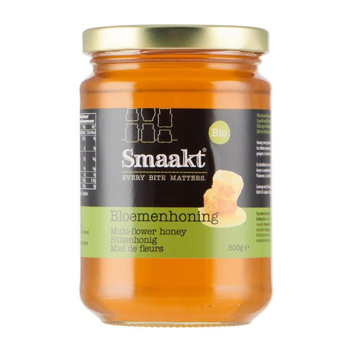 Bloemenhoning (pot, 450g)