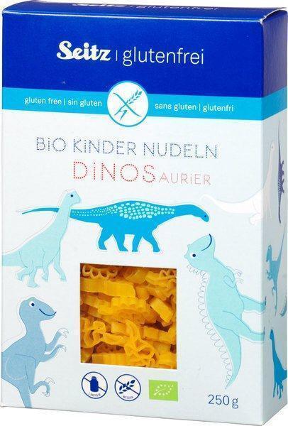 Kid's pasta dinosaurier (250g)