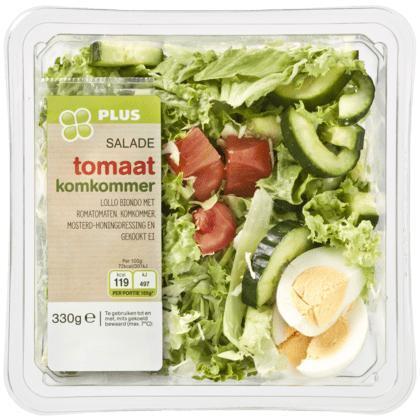 Salade Tomaat-Komkommer (330g)