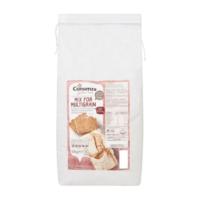 Consenza Meel voor meergranenbrood (5kg)