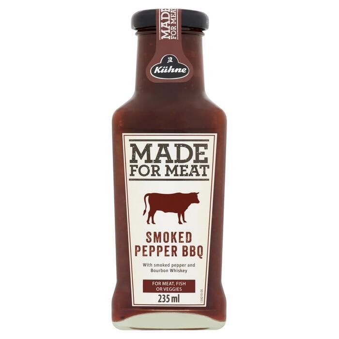 Kühne Smoked Pepper BBQ 235ml (235ml)