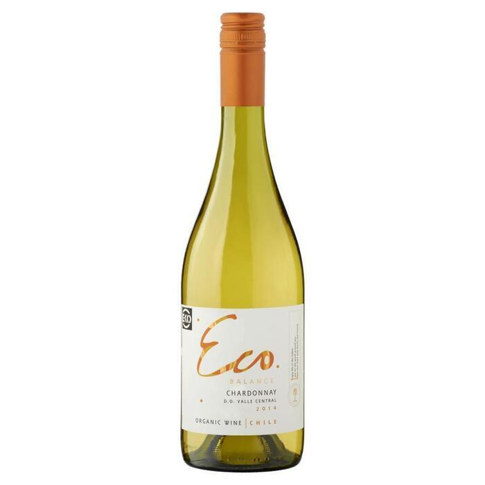 Ecobalance Chardonnay 0,75 L (rol, 75 × 0.75L)