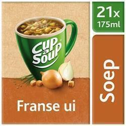 UNOX CUP-A-SOUP FRANSE UI 21 ZAKJES (bak, 21 × 13g)