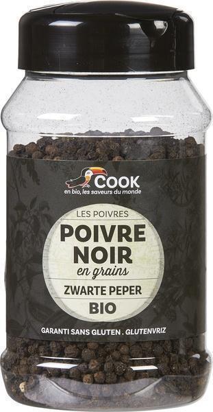 Zwarte peperkorrels (200g)
