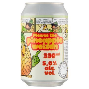 Pineapple weizen (33cl)