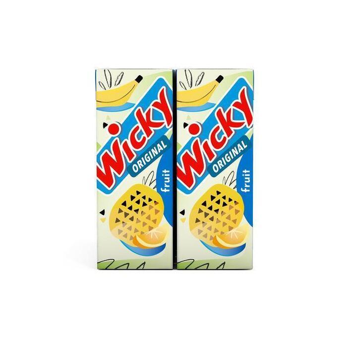 Wicky Fruit (rol, 10 × 200ml)