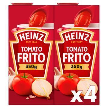 Heinz Tomato Frito 330 ml 4 Pakken (350g)