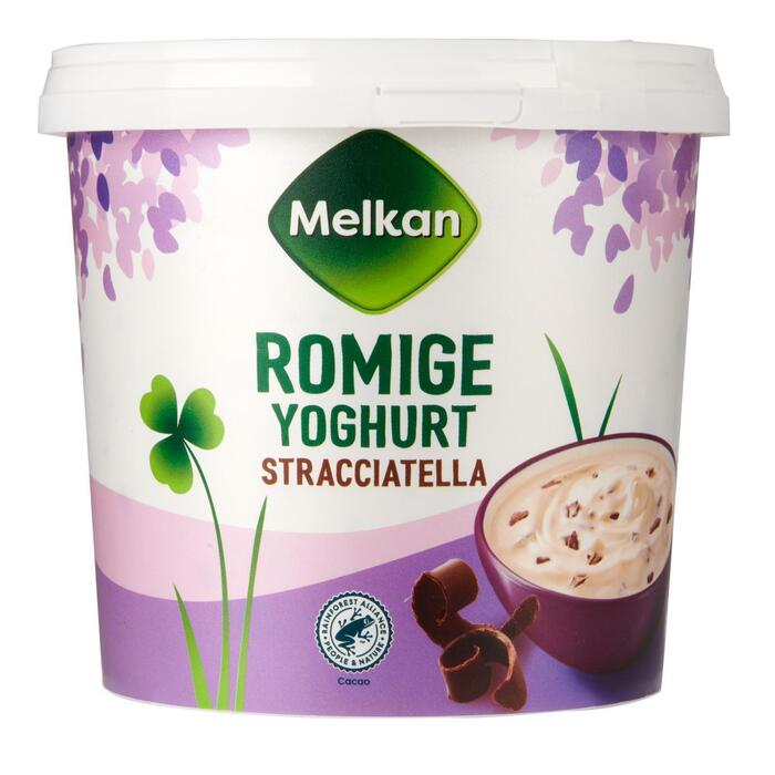Roomyoghurt stracciatella (1kg)