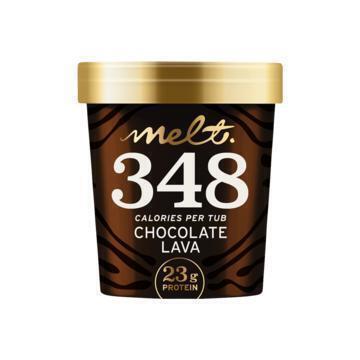 Melt Chocolate Lava box 470ml beker (47cl)
