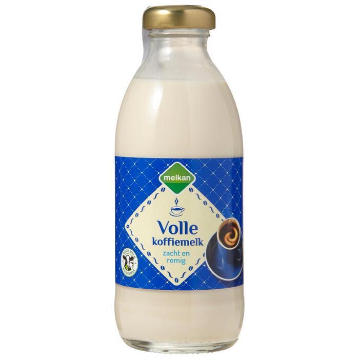 Melkan Koffiemelk vol (188ml)