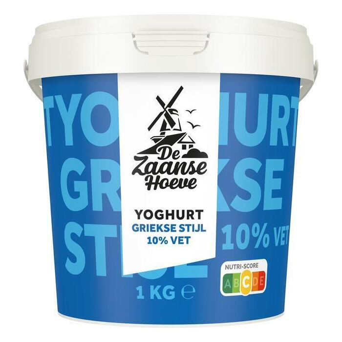 yoghurt griekse stijl (1kg)