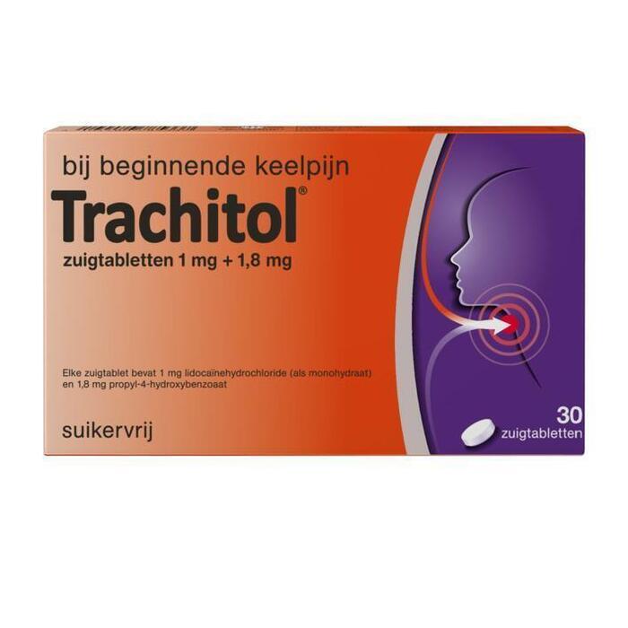 Trachitol Zuigtabletten (30 × 30g)