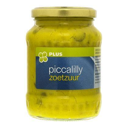 Piccalilly, Zoet Zuur (pot, 330g)