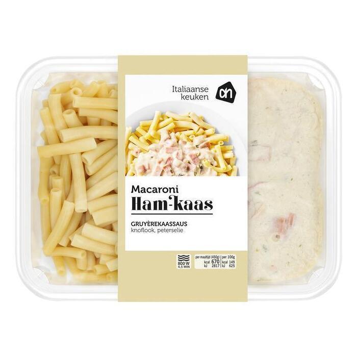 AH Macaroni ham-kaas (450g)