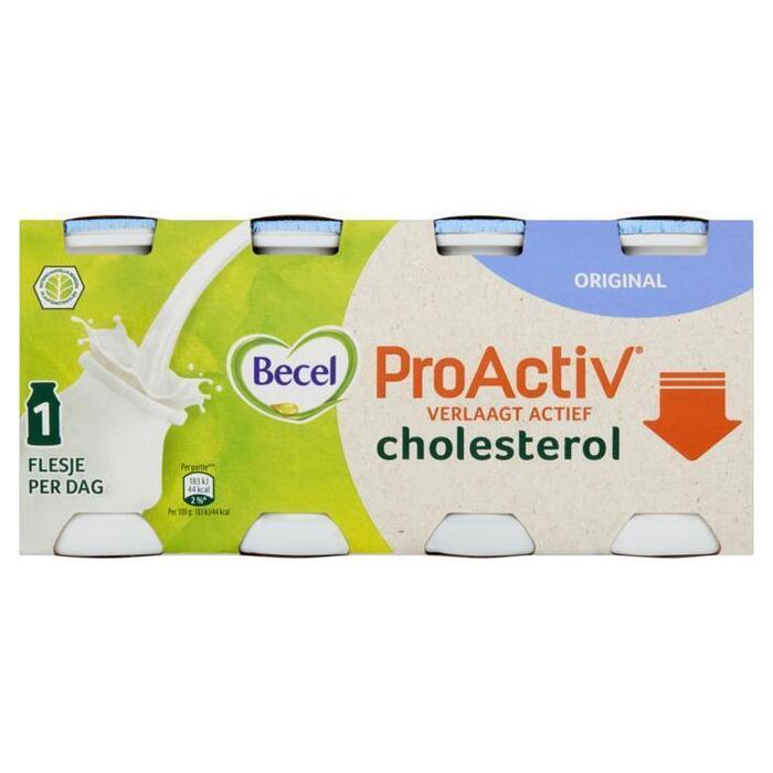 Becel ProActiv original mini yoghurt drinks (8 × 800g)