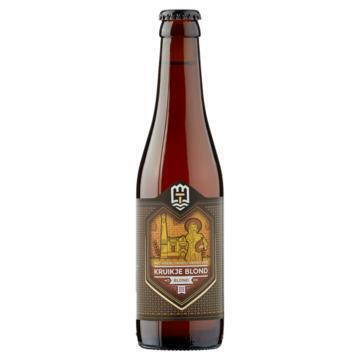 Stadsbrouwerij 013 - Kruikje Blond - Fles 330ML (33cl)
