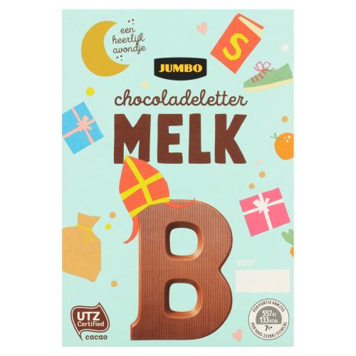 Jumbo Melkchocolade Letter B 65 g (65g)