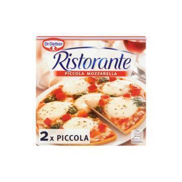 Ristorante Piccola Mozzarella (stuk, 310g)