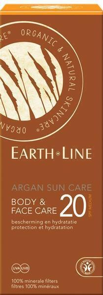 Argan sun care body & face SPF 20 (150ml)
