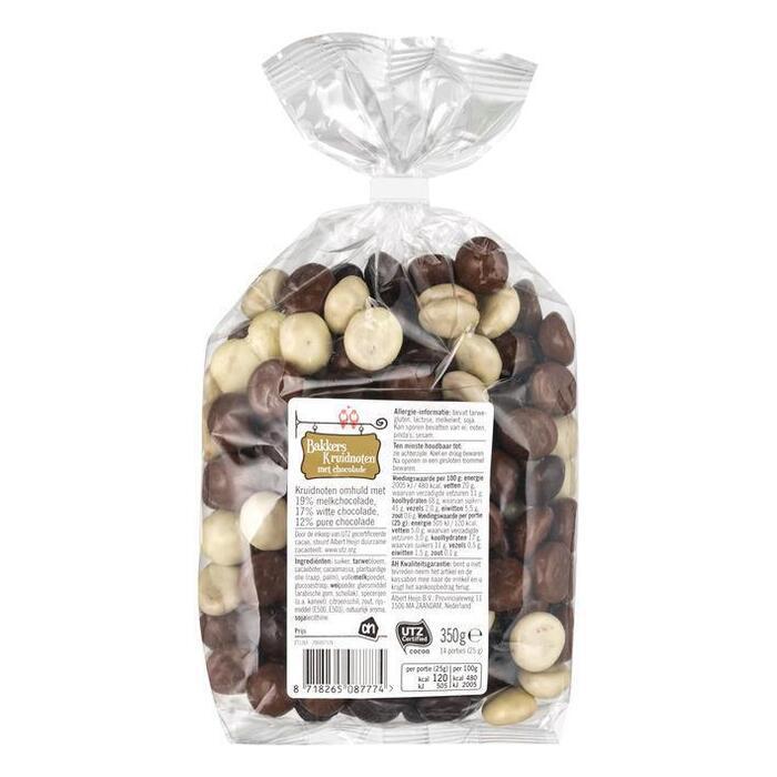 Bakkers chocolade kruidnoten (350g)