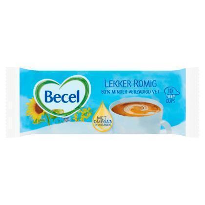 Becel Minicups voor in de koffie (85g)
