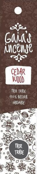 Wierook cedar (15 st.)