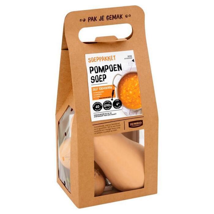 Jumbo Soeppakket Pompoensoep 1200g (1.2kg)