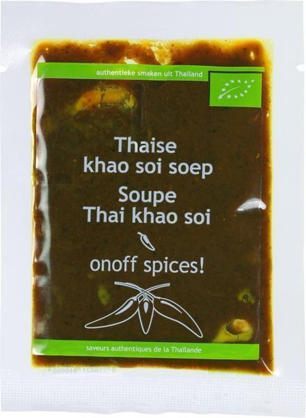 Thaise khao soi soep (50g)