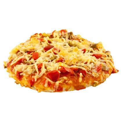 Pizza vegetarisch mini (134g)