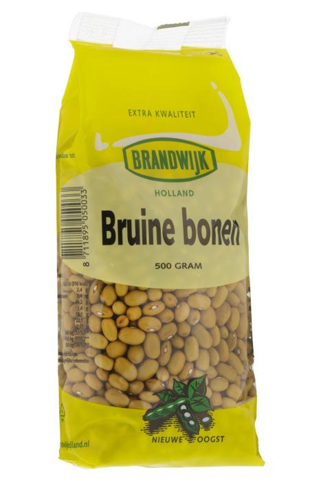 Bruine Bonen (zak, 500g)