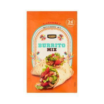 Jumbo Burrito Mix 28 g (28g)