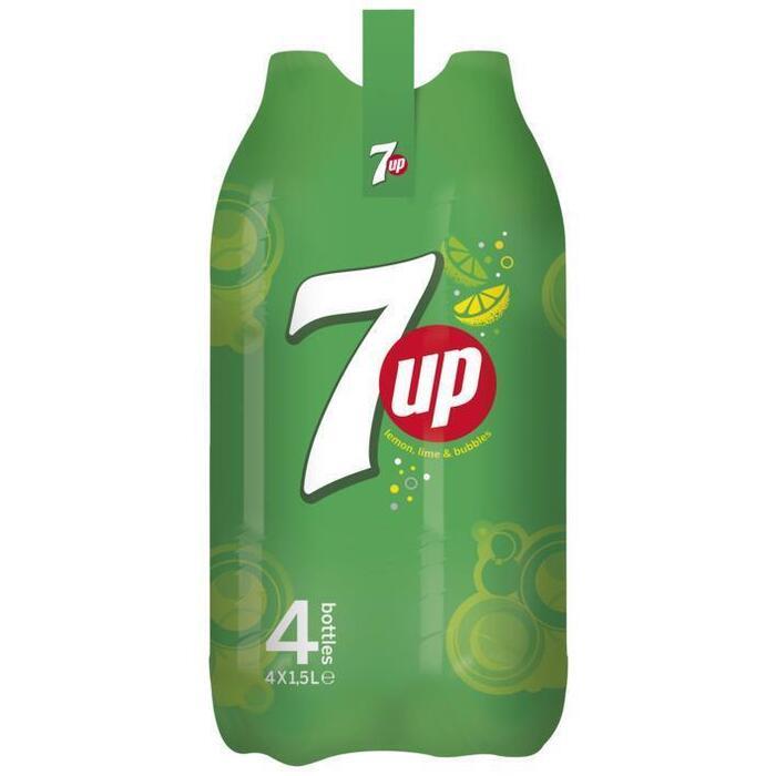 7up (Stuk, 4 × 1.5L)