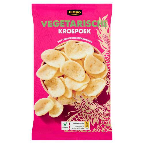 Jumbo Vegetarisch Kroepoek 75 g (75g)