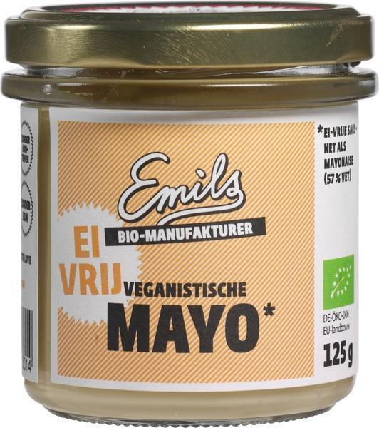 Mayo (veganistisch) (125g)