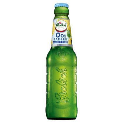 Grolsch 0.0% Radler  Minder Zoet Citroen Alcoholvrije Biermixdrank 30 cl. fles (rol, 30 × 30cl)