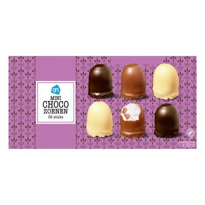 AH BASIC Mini choco kisses (266g)