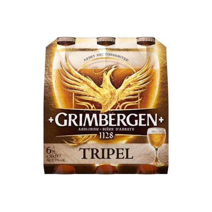 Grimbergen Tripel (6 × 30cl)