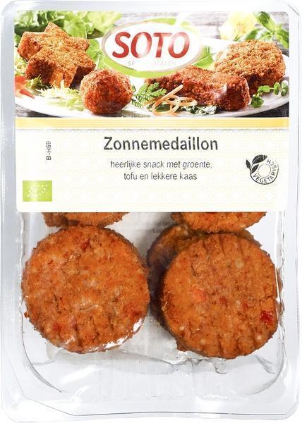 Zonne-medaillon (220g)