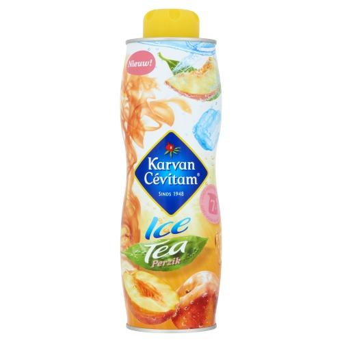 Karvan Cevitam ice tea perzik (0.75L)