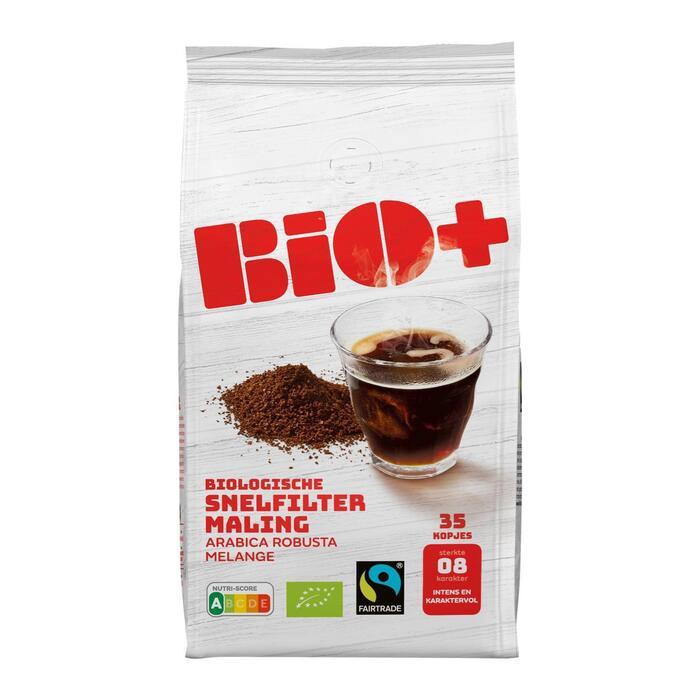 Bio+ Snelfilter maling (250g)
