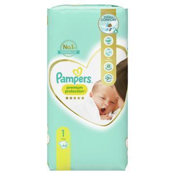 Luiers Pampers New Baby Maat 1  PAK (6 × 250ml)