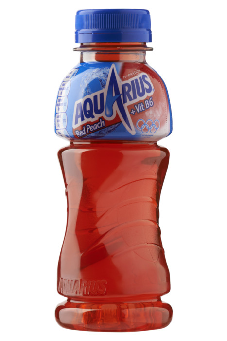 Aquarius Red Peach PET 0.33L 1x (33cl)