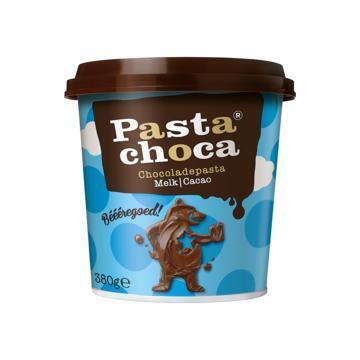 Béééregoed! Chocoladepasta Melk/Cacao 380 g (380g)