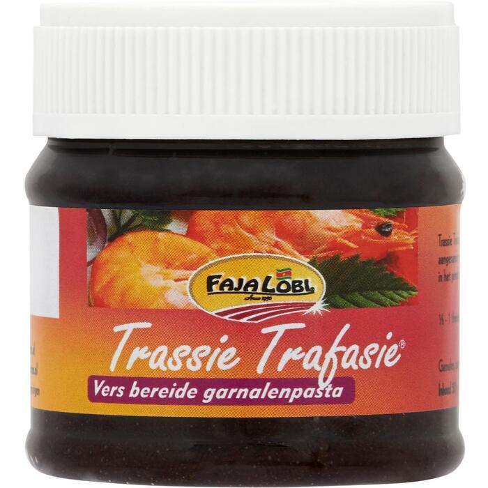 Trassie Trafasie Vers Bereide Garnalenpasta (pot, 50g)
