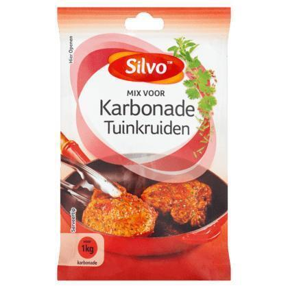 Mix karbonade tuinkruiden (22g)