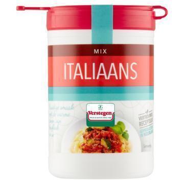 Kruidenmix Italiaans (pot, 50g)