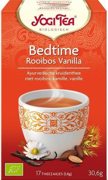 Bedtime rooibos vanille (builtje)
